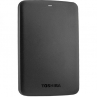 Внешний HDD Toshiba Canvio Basics 1TB 5400rpm USB3.0 Black