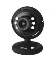 Web-камера Trust SpotLight Pro Black