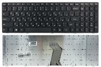 Клавиатура для ноутбука Lenovo IdeaPad G500 G505 G510 G700 G710 черная