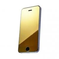 Защитное cтекло Remax для iPhone 5, iPhone 5S, iPhone 5SE Golden Mirror, 0.2mm, 9H