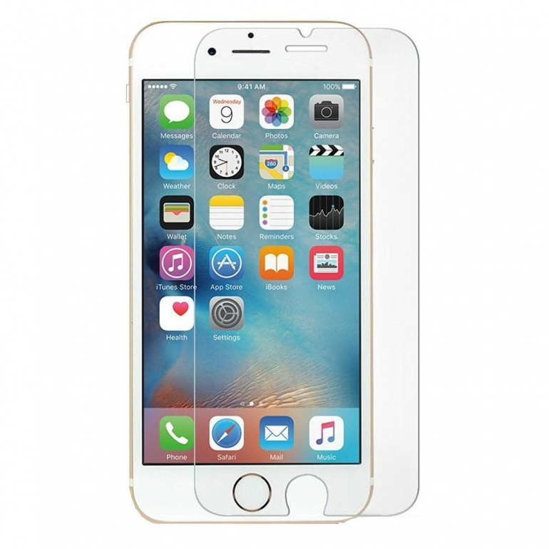 Защитное cтекло Devia для Apple iPhone 8/7, 0.2mm, 9H