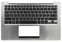 Клавиатура Asus VivoBook X202E S200E Q200E + передняя панель