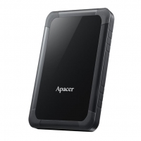 Внешний HDD Apacer AC532 1TB USB 3.1 Black