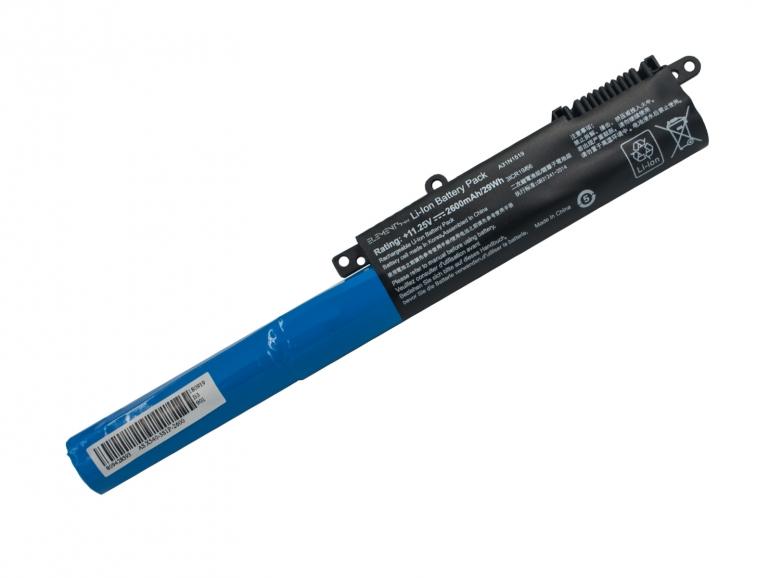 Батарея Elements MAX для Asus X540SA X540SC X540LA X540LJ X540YA R540S 11.25V 2600mAh