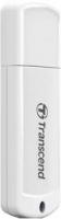 USB накопитель Transcend JetFlash 370 32GB White
