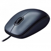 Мышь Logitech M100 USB Black