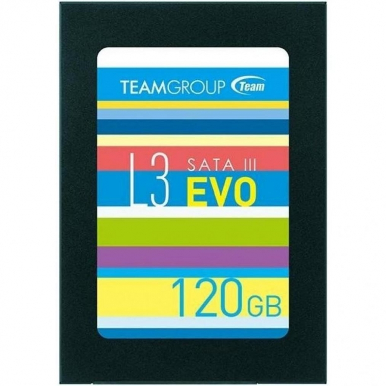 "Накопитель SSD Team L3 EVO 2.5"" 120GB SATAIII TLC"