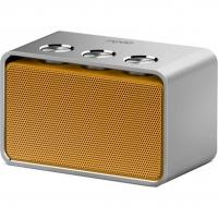 Портативная акустика Rapoo A600 Yellow/Silver