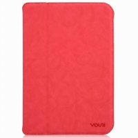 Чехол Vouni для iPad Mini/Mini2/Mini3 Leisure Red