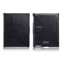 Чехол iCarer для iPad 2/3/4  Honourable Black