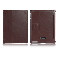 Чехол iCarer для iPad 2/3/4  Honourable Brown