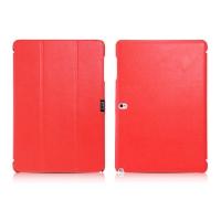 Чехол iCarer для Samsung Galaxy Note Pro 12.2 / Tab Pro12.2 Microfiber Red