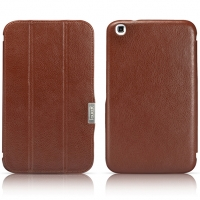 Чехол iCarer для Samsung Galaxy Tab 3 8.0 (GT-P8200) Brown