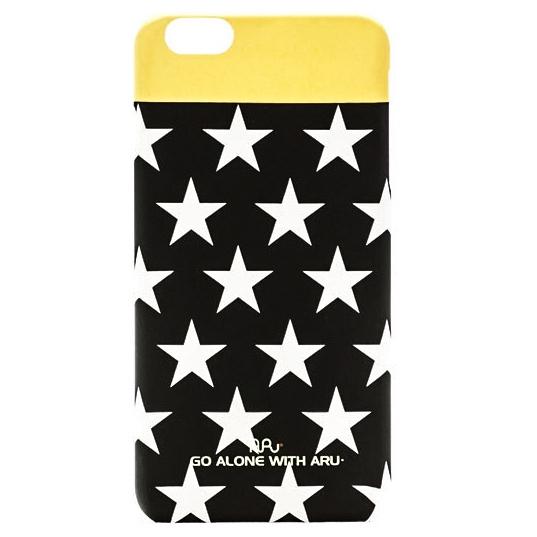 Чехол ARU для iPhone 6 Plus/6S Plus Stars Mix & Match Black