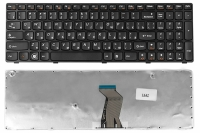 Клавиатура для ноутбука Lenovo IdeaPad B570 B575 G570 V570 Z560 Z565 Z570 V580 G770 черная