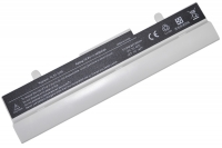 Батарея Asus Eee PC 1001HA 1005 1101 10.8V 4400mAh, белая