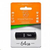 USB накопитель T&G 64GB Black