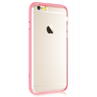 Чехол Devia для iPhone 6/6S Mate Rose Pink