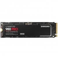 Накопитель SSD Samsung 980 Pro M.2 500GB PCIe 4.0 x4 V-NAND 3bit MLC