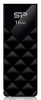 USB накопитель Silicon Power Ultima U03 16GB Black