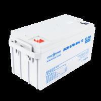 Аккумулятор мультигелевый LogicPower AGM LPM-MG 12-65 AH