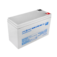 Аккумулятор мультигелевый LogicPower AGM LPM-MG 12-7 AH