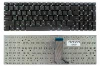 Клавиатура для ноутбука Asus X551MA X551MAV X551M F551C F551CA F551M F551MA черная без рамки Прямой Enter