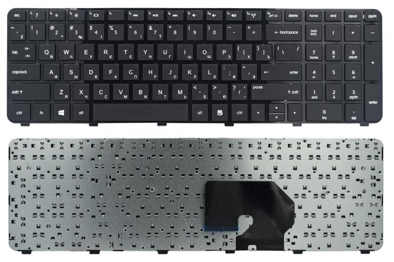 Клавиатура для ноутбука HP Pavilion DV7-6000 черная