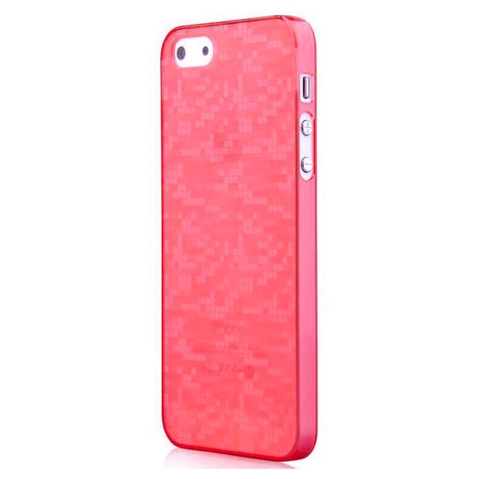 Чехол Vouni для iPhone 5/5S/5SE Ultra Slim Pink