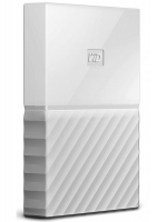 Внешний HDD Western Digital My Passport 1TB USB 3.0 White