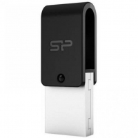 USB накопитель Silicon Power Mobile X21 16GB Black