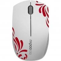Мышь Rapoo 3300p Wireless White