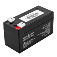 Аккумулятор LogicPower AGM LPM 12-1.3 AH