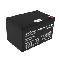 Аккумулятор LogicPower AGM LPM 12-12 AH
