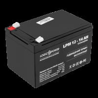 Аккумулятор LogicPower AGM LPM 12-14 AH