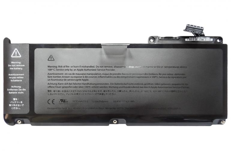 Батарея Apple MacBook Pro 15 10.95V 5800mAh