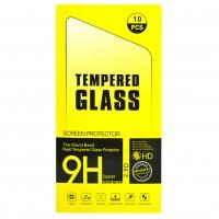 Набор защитных cтекол Buff для iPhone 5, iPhone 5S, iPhone 5SE, 0.3mm, 9H (10шт)