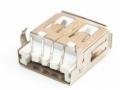 Разъем USB 2.0 A02/1 single (13х5х14мм)