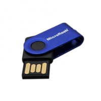 USB накопитель Microflash MD205 4GB Blue