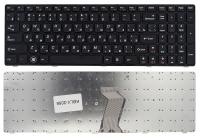 Клавиатура для ноутбука Lenovo IdeaPad G580 G585 Z580 Z585 черная