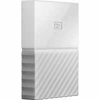 Внешний HDD Western Digital My Passport 2TB USB 3.0 White