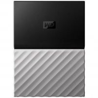 Внешний HDD Western Digital My Passport Ultra 2TB USB 3.0 Black/Gray