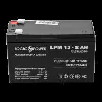 Аккумулятор LogicPower AGM LPM 12-8 AH