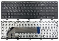 Клавиатура для ноутбука HP ProBook 450 G0 450 G1 450 G2 455 G1 455 G2 470 G0 470 G1 черная EU Уценка