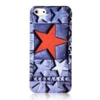 Чехол Vouni для iPhone 5/5S/5SE DYI Five Stars