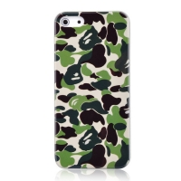 Чехол Vouni для iPhone 5/5S/5SE DYI Green