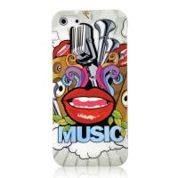 Чехол Vouni для iPhone 5/5S/5SE DYI Hip-Hop