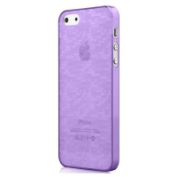 Чехол Vouni для iPhone 5/5S/5SE Ultra Slim Purple