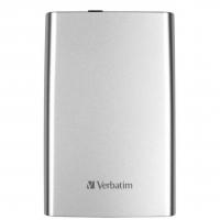 Внешний HDD Verbatim Store'n Go 2TB USB 3.0 Silver