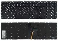 Клавиатура Lenovo IdeaPad 310-15ABR 310-15IAP 310-15IKB 310-15ISK 510-15IKB 510-15ISK черная без рамки Прямой Enter подсветка